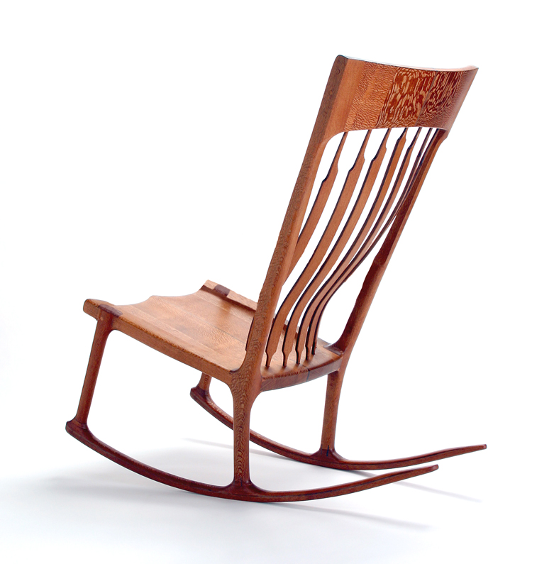 Parker Converse Rocking Chairs